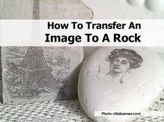 Rock Image Transfers