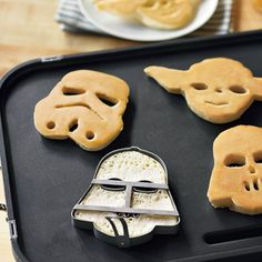 May the force be with your pancakes!