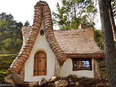 houses, canada, fairy tales, vancouver island, storybook homes