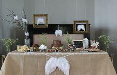 mesa de alas de angel