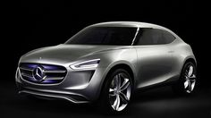 Mercedes-Benz has a new concept car powered by its paint job #Technology
