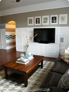 great look with PVC pipes