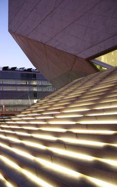 Casa da Música, Porto, 2005, Rem Koolhaas/OMA