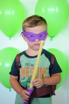 TMNT Personality Test @target