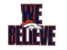 Heck yes we believe!