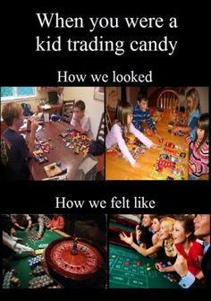 Lol so true!!! esp Halloween