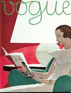 September 1932 Vogue