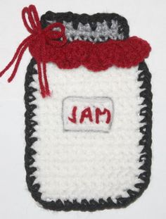 "Free pattern for ""Mason Jar Applique""!"