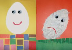 Humpty Dumpty craft #nursery_rhymes #ece