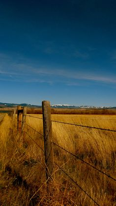 Nothing like Big Sky Country