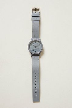 Galactic Rubber Watch || Anthropologie