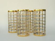 24 KT GOLD Set of 6 Toril de Oro Imperial by theenchantedfigtree, $265.00