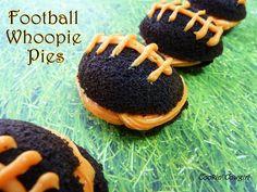 OSU Football Whoopie Pies!