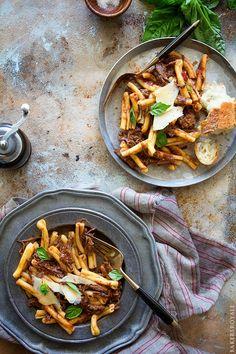 Braised Beef Ragu from @bakersroyale