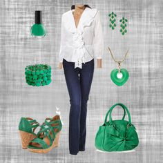 """Jade"" by tsartin001 on Polyvore"