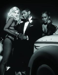 Usher as Billy Flynn (2006)