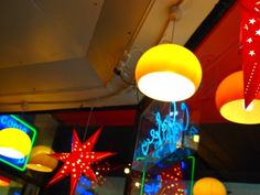 super saturated colour cafe - Helen Birch