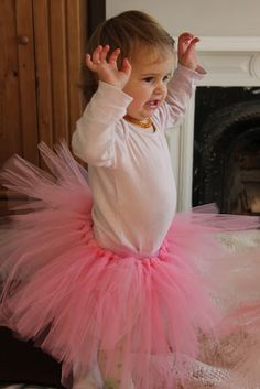 tutu diy, sew tutus, red art projects for kids, idea, craft, diy redtedart, kid tutu, redtedart kid, babi