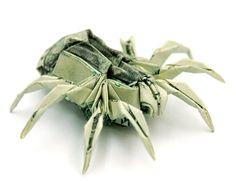 Folding money