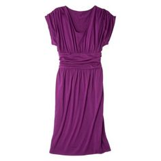 Another Target dress  Mossimo® Womens Shirred Dress w/Tie Back