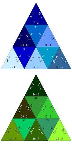 Math Practice through Puzzles