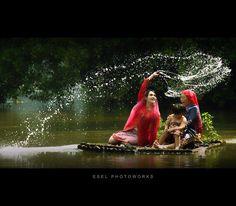 splash time, photographi naturescap, hendro alrami