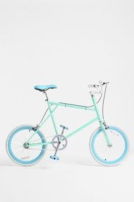 bike Luscious pastels ride, product, pastel, bike, color, blue, bicycl, mint, thing