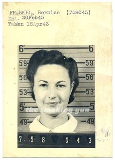 """BEA ARTHUR's hidden youthful awesomeness -- not only was she one of the first women to enlist in the USMC. (Enlistment psych evaluation described her as  'argumentative' and 'over-aggressive.')  Her hobbies included hunting with a .22 rifle and """"bow & arrow."""" She got one misconduct report... """"contracting of a venereal disease, which left her 'incapacitated for duty' for five weeks in 1944. As a result, her pay was reduced for that period."""" And her assignment: TRUCK DRIVER!"""