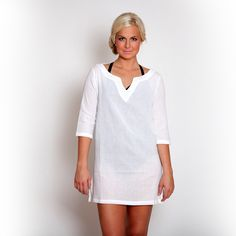 White tunic by Albion fit!