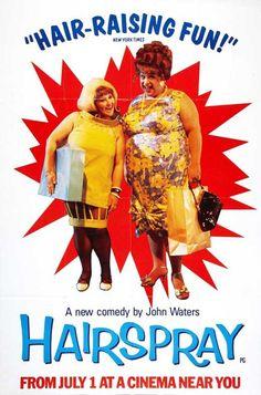"The Original John Waters ""Hairspray"" Movie From 1988"