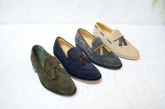 Christian Kimber Tassel Loafers