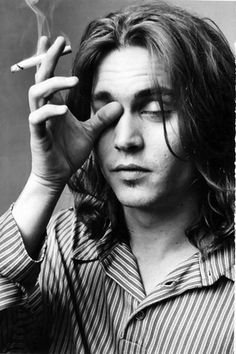 Good morning, Johnny! Mind sharing your cig with me!