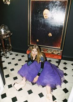 The Way The Future Was featuring Annemara in Super Nasty Issue No. 2