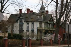 Old house, Victorian Centerville, Md.