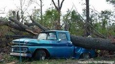 Joplin, MO post tornado imagery
