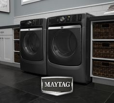 Maytag Washer & Dryer Giveaway
