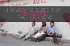 Hangover Cures That EVERYONE Should Know