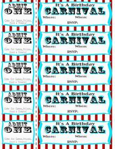 seeshellspace: Carnival!  Free