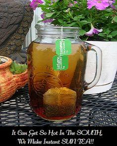 Southern Sun Tea!