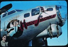 B-17 Flying Fortress - Holy Smokes