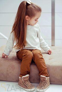 sweet fashionista girl