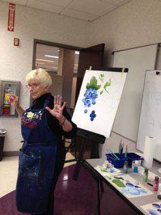Learn all about decorative painting legend Priscilla Hauser, plus see videos and step by steps on how to paint!