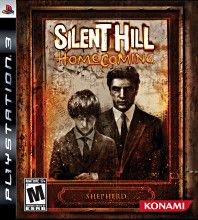 Silent Hill: Homecoming, one I played at my friend's house. It is a great story and defiantly has the freaky elements down.