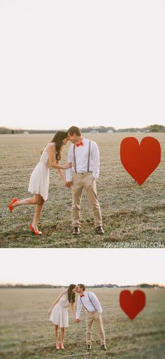Kristin Partin Photography // Valentines Engagement Session // Lindsey