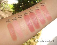 Tom Ford Lipstick: nudes