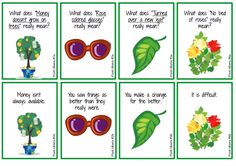 If Only I Had Super Powers... Idioms freebie!
