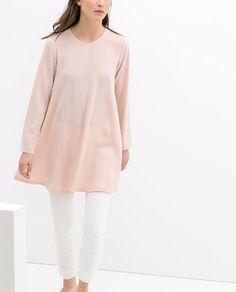 BABY DOLL DRESS from Zara
