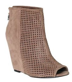 suede cage booties  http://rstyle.me/n/nigzspdpe