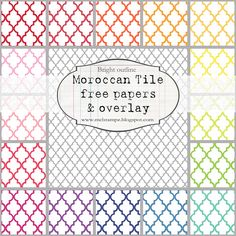 Free Printable Paper @Lisa. Simms Furuya stampz.blogspot.com