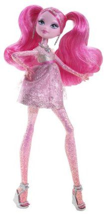 Barbie A Fashion Fairytale Flairies Glim'R Doll by Mattel. $13.00. Girls will love playing out scenes from the new movie. Features off the latest trends of glitter-encrusted bodies. Also includes detailed fashions and sparkling hairdos. Inspired by the new animated movie, Barbie A Fashion Fairytale. Great gift idea that girls will sure to love. From the Manufacturer                Barbie A Fashion Fairytale Fashion Fairies Doll:  From the new movie, Barbie A Fashion Fairytale,...